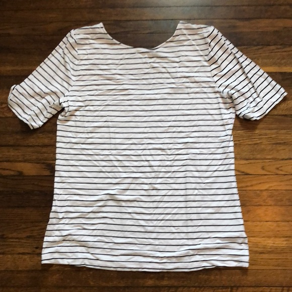 a new day Tops - A new day striped top